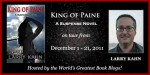 King of Paine Blog Tour